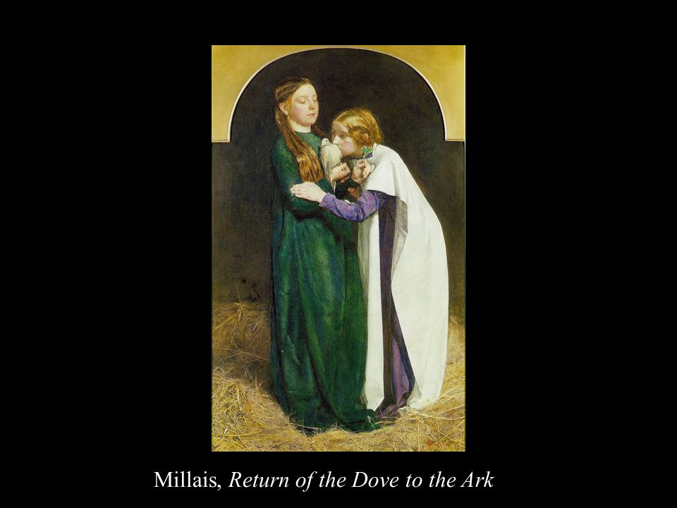Millais, Return of the Dove to the Ark