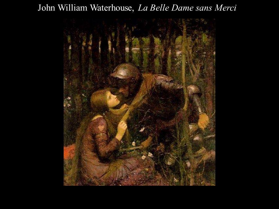 John William Waterhouse, La Belle Dame sans Merci