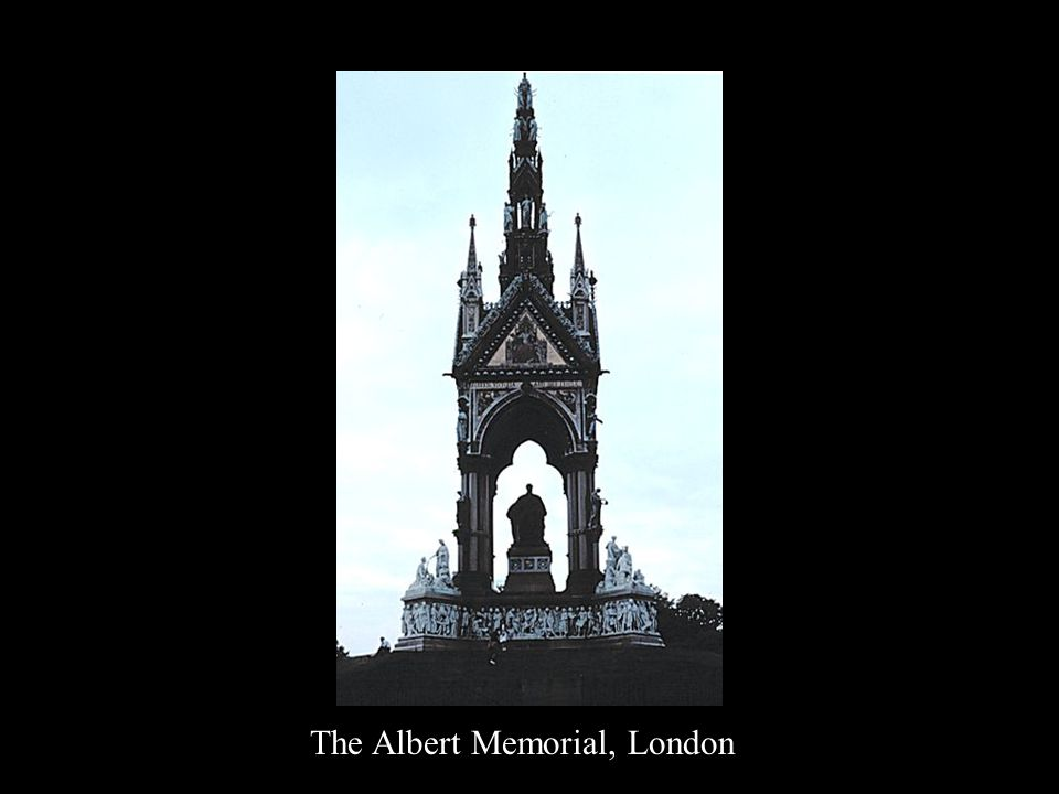 The Albert Memorial, London