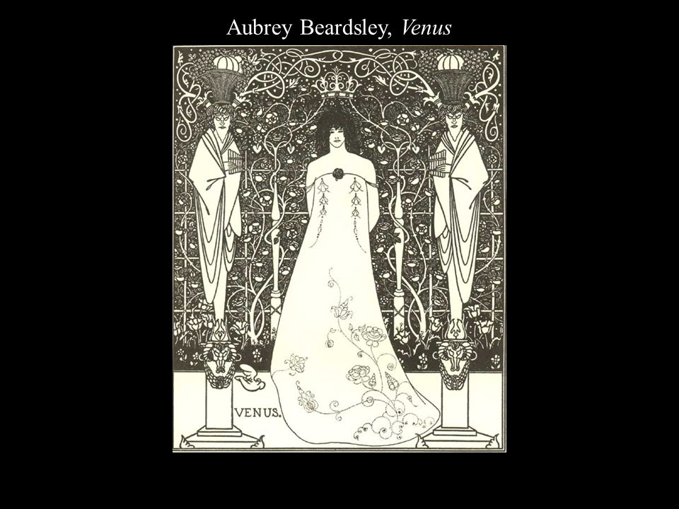 Aubrey Beardsley, Venus