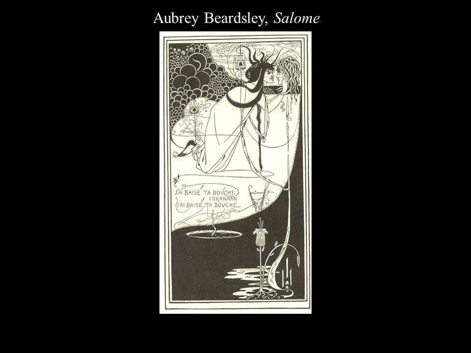Aubrey Beardsley, Salome