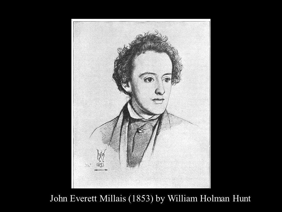 John Everett Millais (1853) by William Holman Hunt