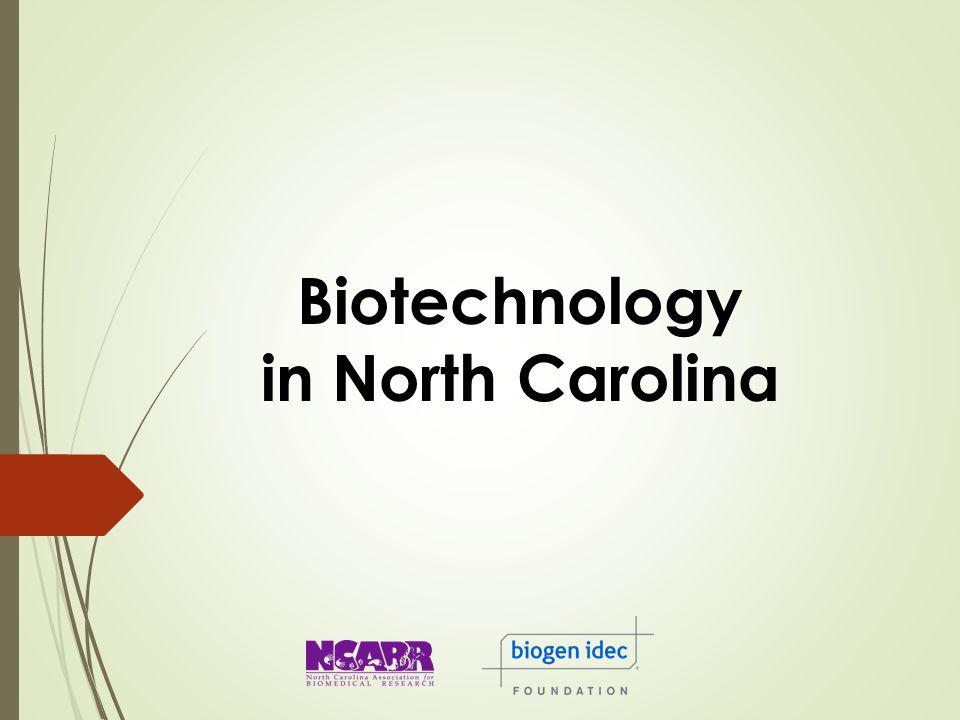 Biotechnology in North Carolina