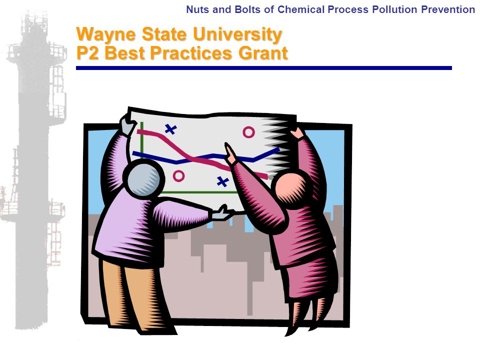 Wayne State University P2 Best Practices Grant