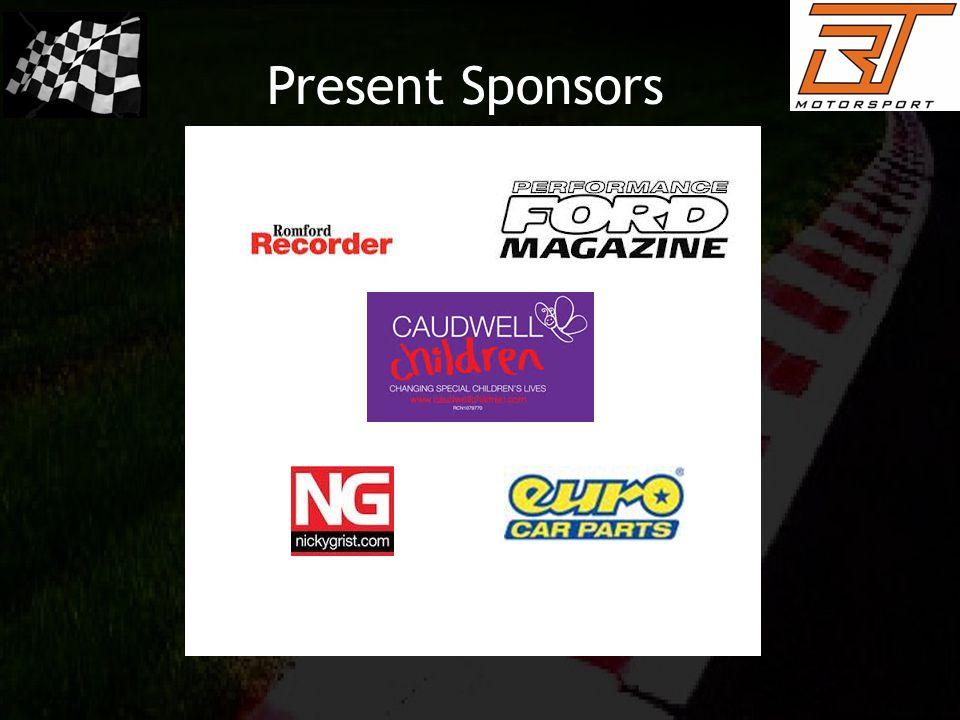 ? Present Sponsors