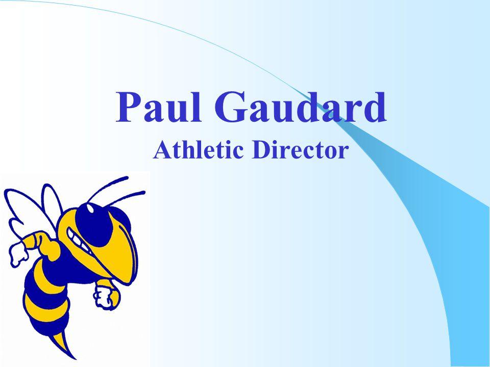 Paul Gaudard Athletic Director