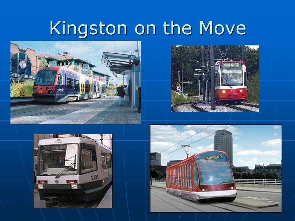 Integrated Transport Solutions: Segregated street running.