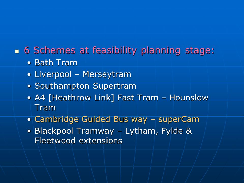 Outline Proposals The Heathrow Link A4 Fast Tram- Hounslow Tram A312 Fast Tram- Hounslow Tram