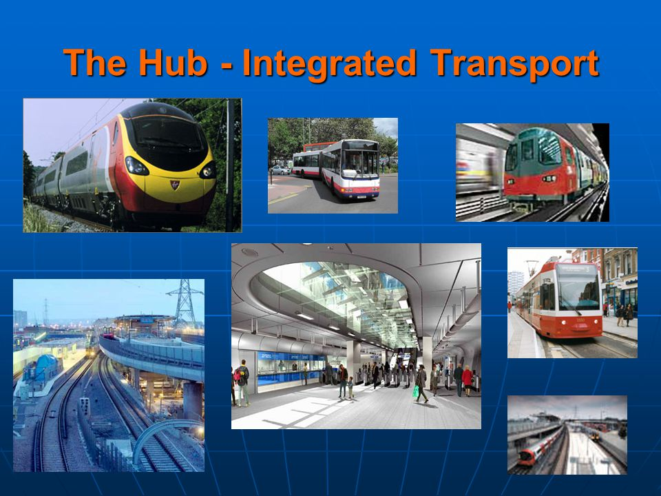 The Hub - Integrated Transport