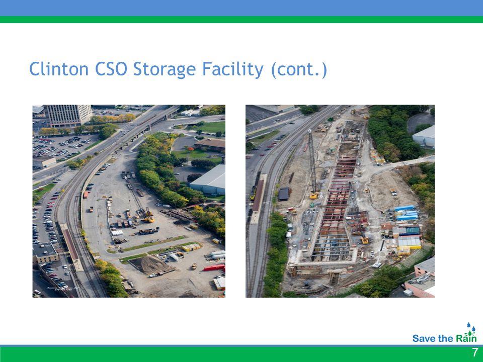 7 Clinton CSO Storage Facility (cont.)