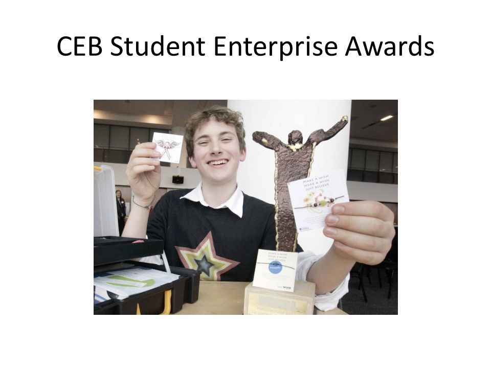 CEB Student Enterprise Awards