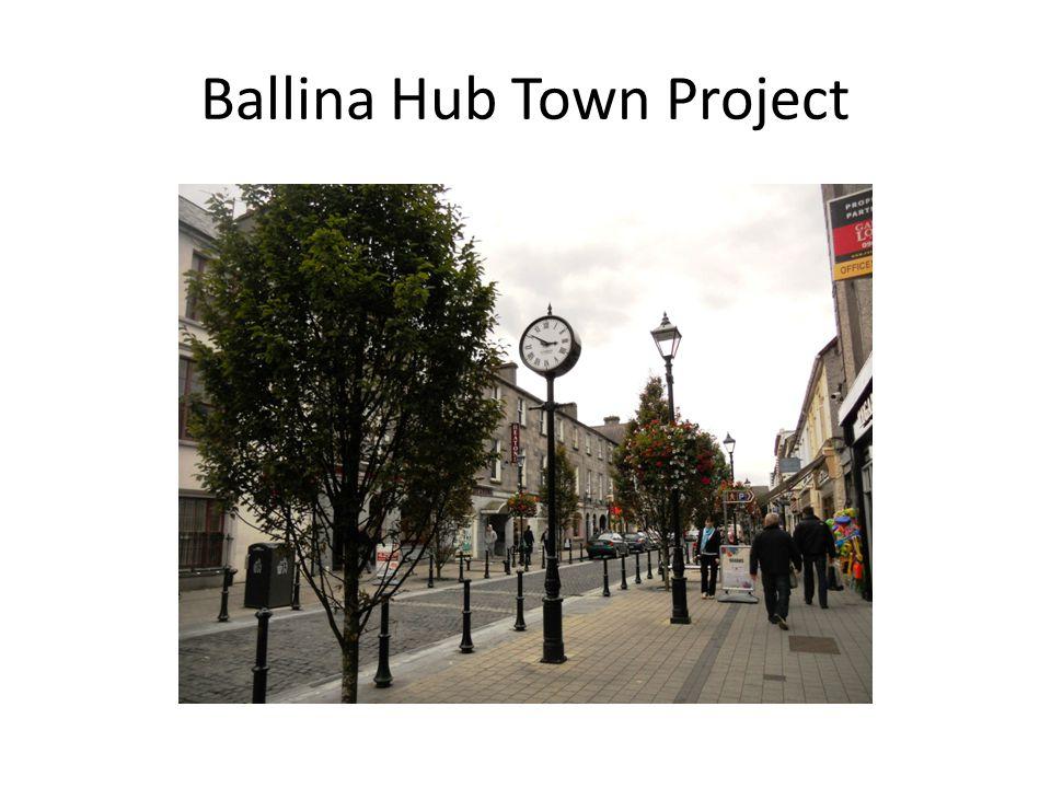 Ballina Hub Town Project