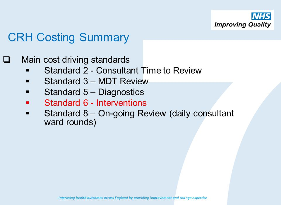  Gross investment of c£3.8m  2.9% of our pay bill  Or 2.0% of patient care income