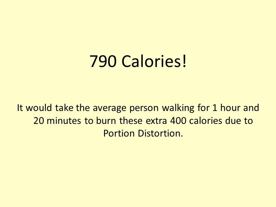 790 Calories.