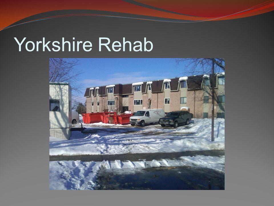 Yorkshire Rehab