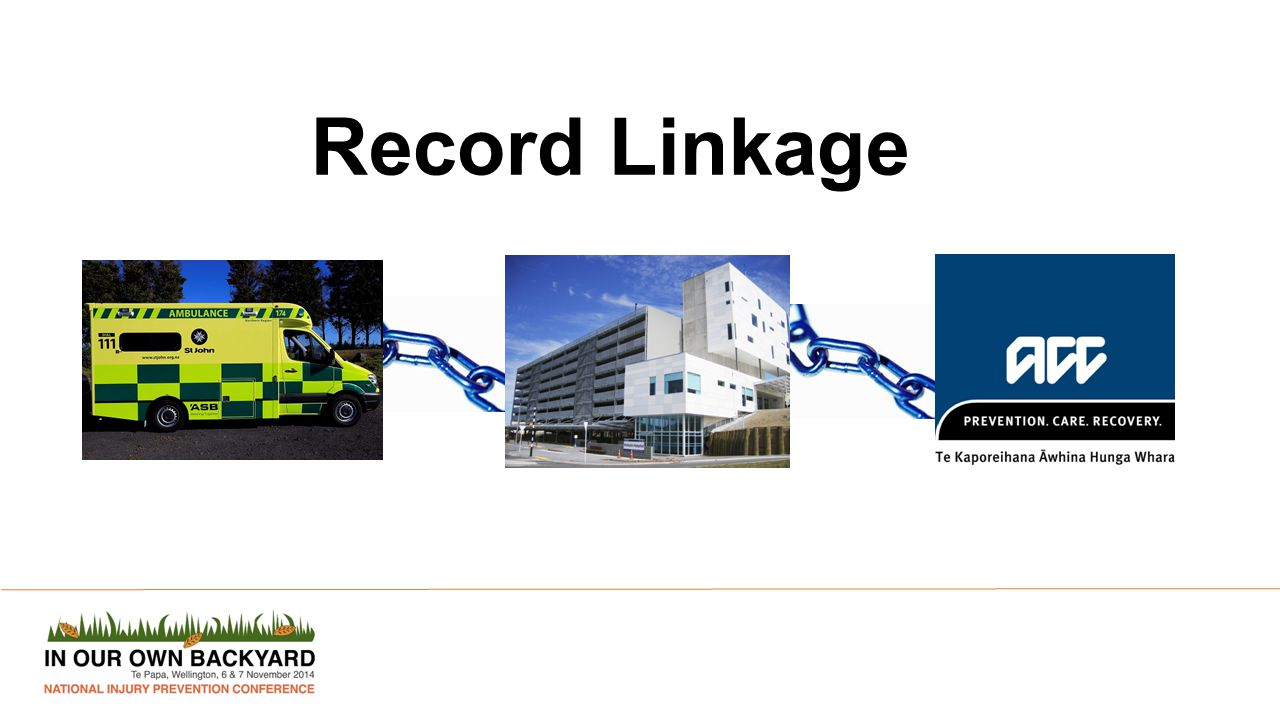Record Linkage