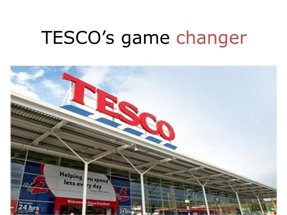 TESCO's game changer