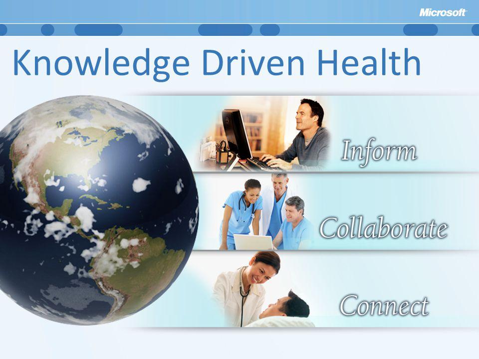 Knowledge Driven Health