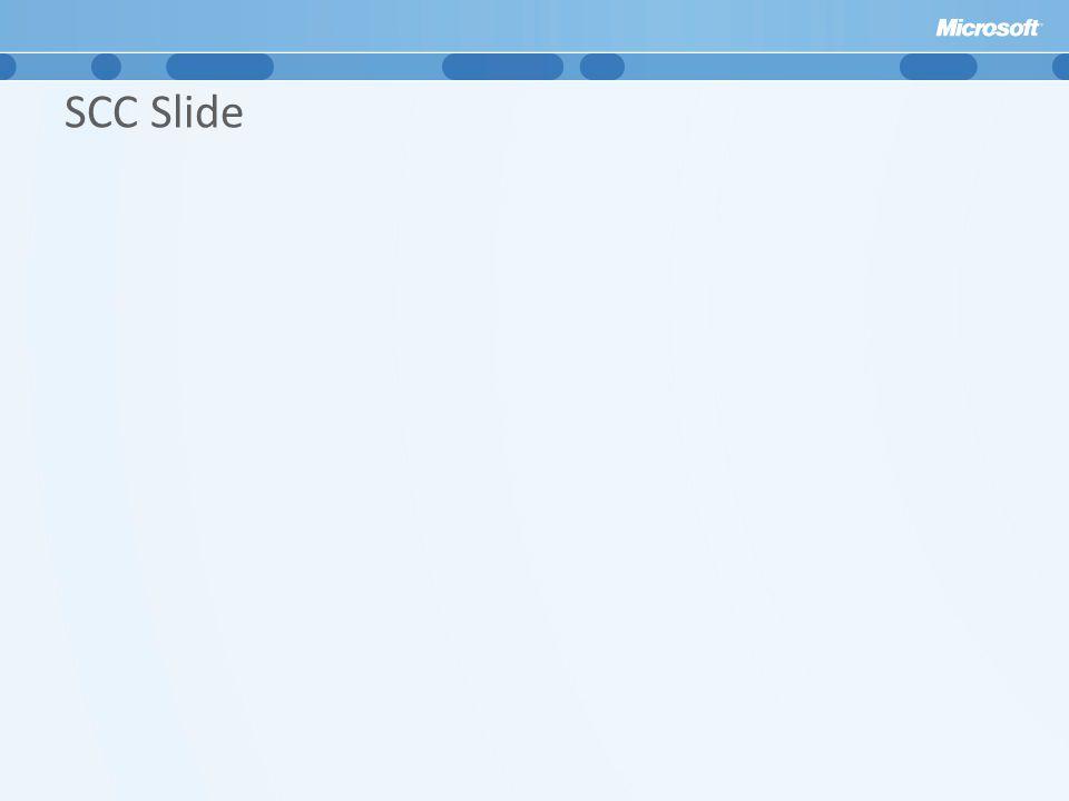 SCC Slide