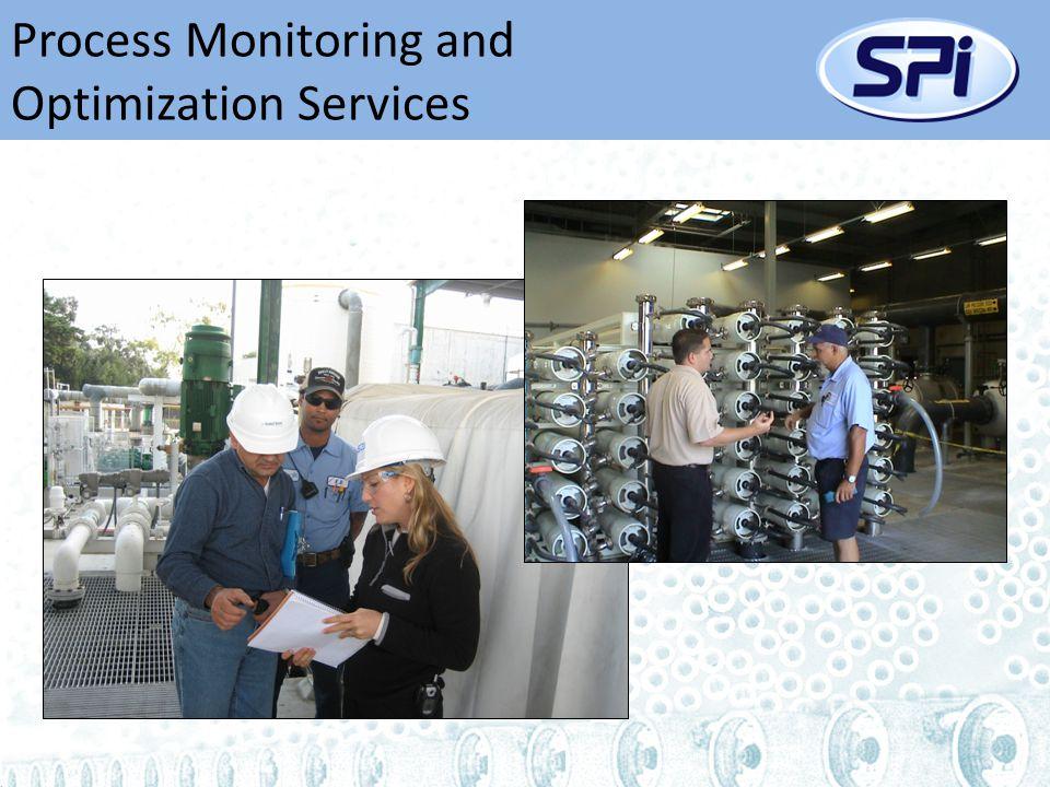 Process Monitoring and Optimization Services