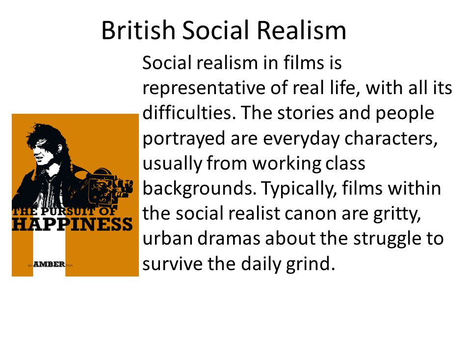 Kitchen sink realism The films, plays and novels using this style are often set in poorer industrial areas in the North of England, and use the rough-hewn speaking accents and slang heard in those regions.