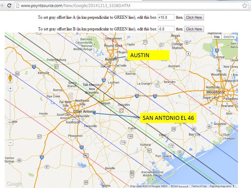 SAN ANTONIO EL 46 AUSTIN