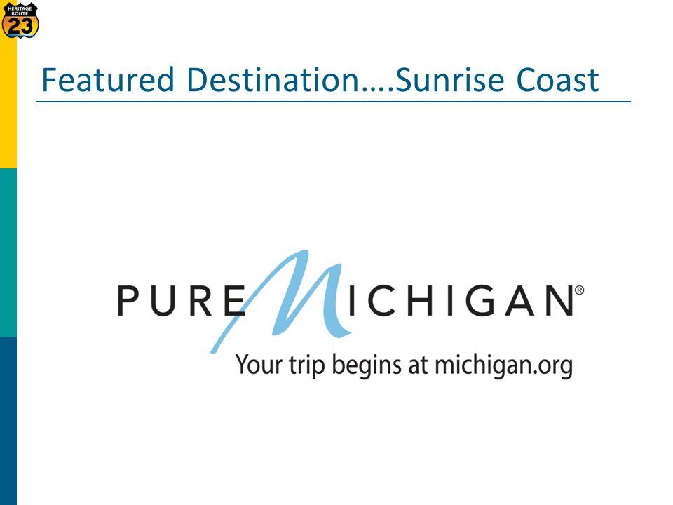 Featured Destination….Sunrise Coast