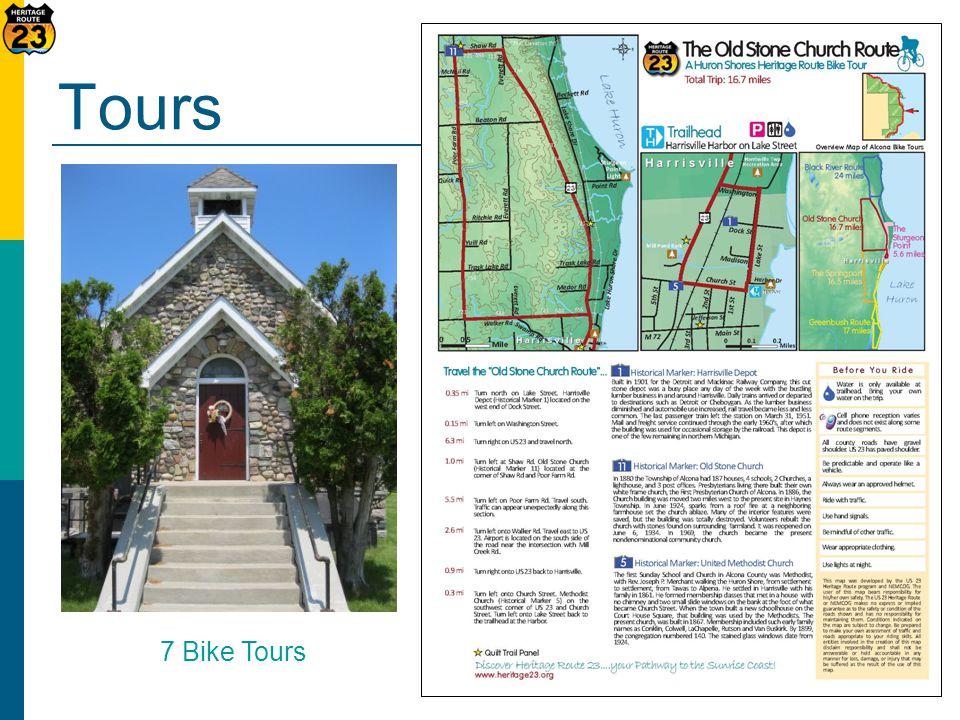 Tours 7 Bike Tours