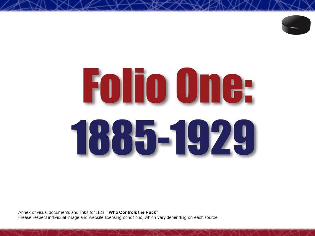 Professional hockey began around the turn of the Twentieth Century.