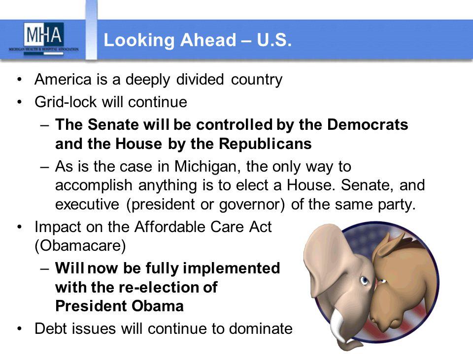 Looking Ahead – U.S.