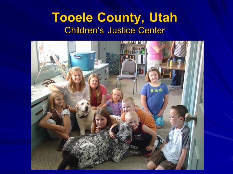 Tooele County, Utah Children's Justice Center