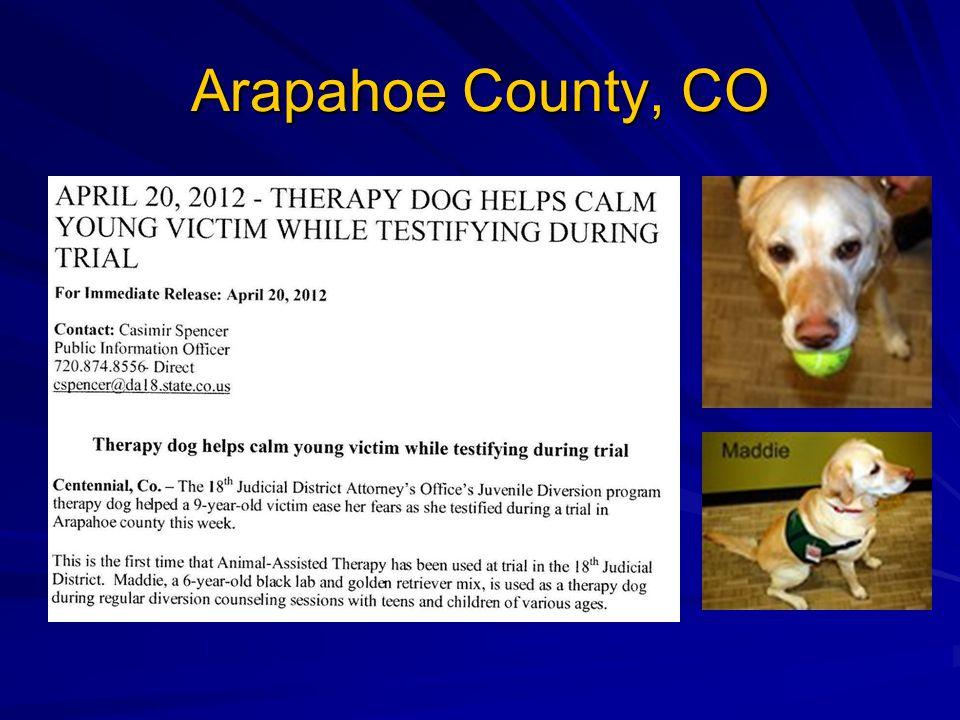 Arapahoe County, CO