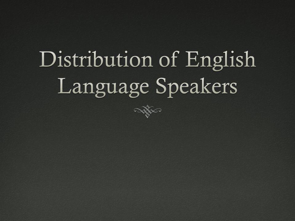 Arbitrary GrammarArbitrary Grammar  One dialect emerged as dominant.