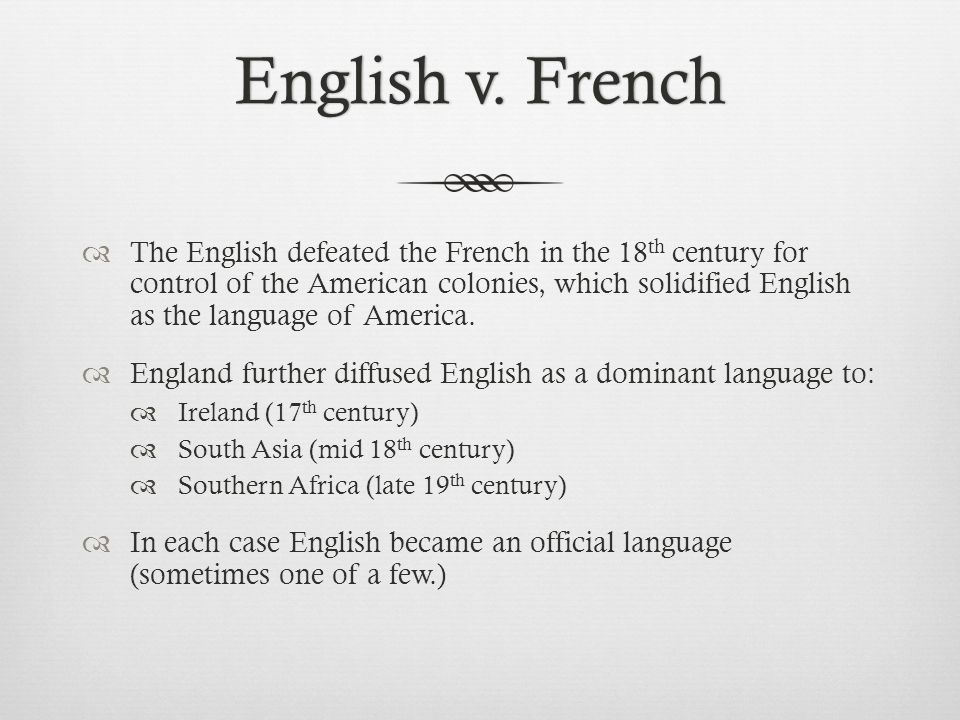 Pronunciation  Since the British and Americans didn't interact easily or often the pronunciation deviated over time.