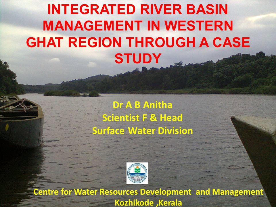 Water for Domestic Purpose Present Utilization – No.