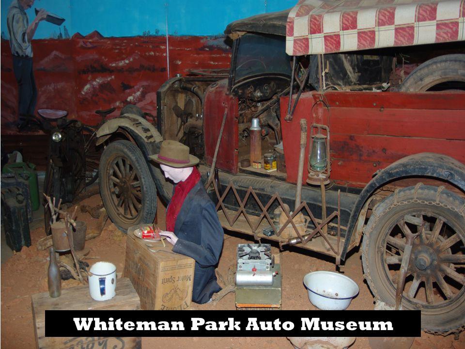 Whiteman Park Auto Museum