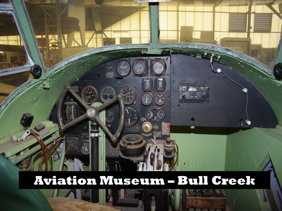 Aviation Museum – Bull Creek