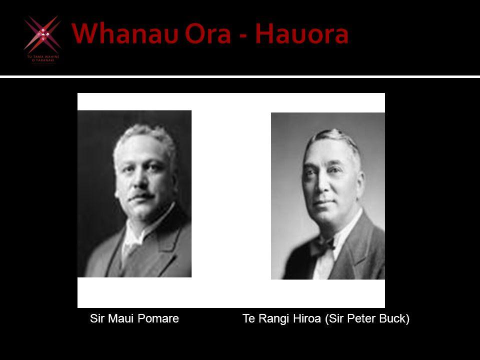 Sir Maui Pomare Te Rangi Hiroa (Sir Peter Buck)