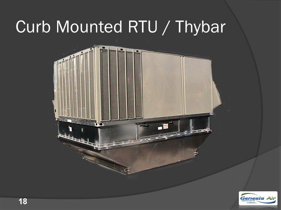 Curb Mounted RTU / Thybar 18