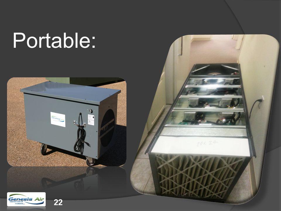 Portable: 22