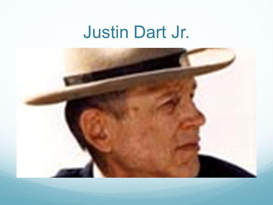 Justin Dart Jr.
