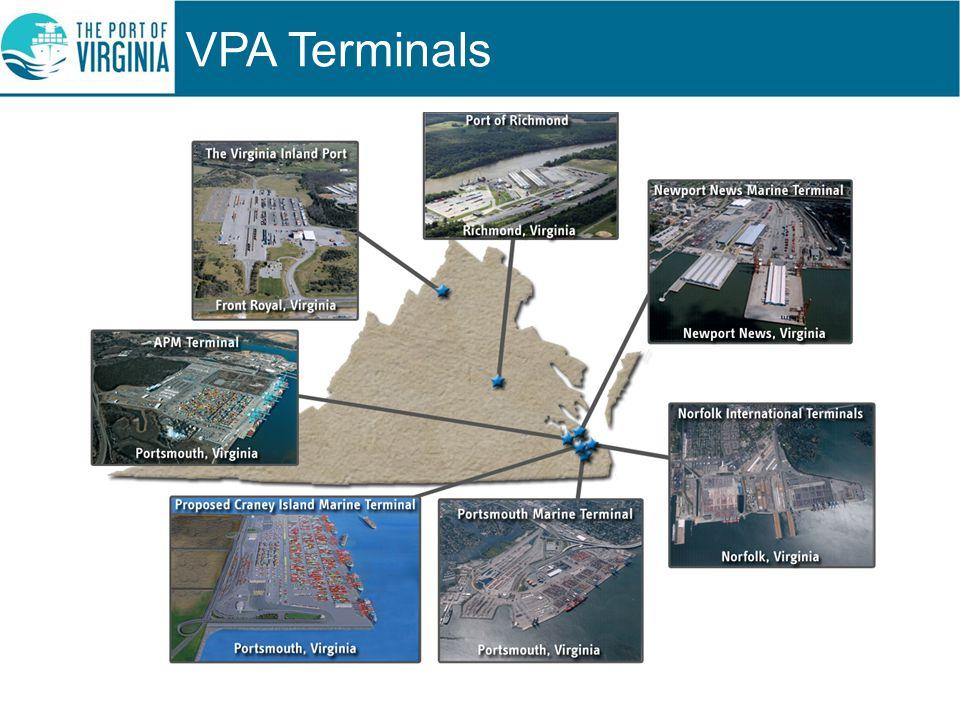 VPA Terminals