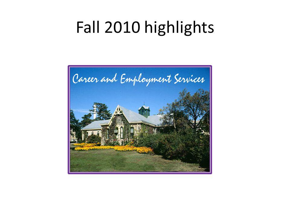Students Employers Faculty/staff Alumni