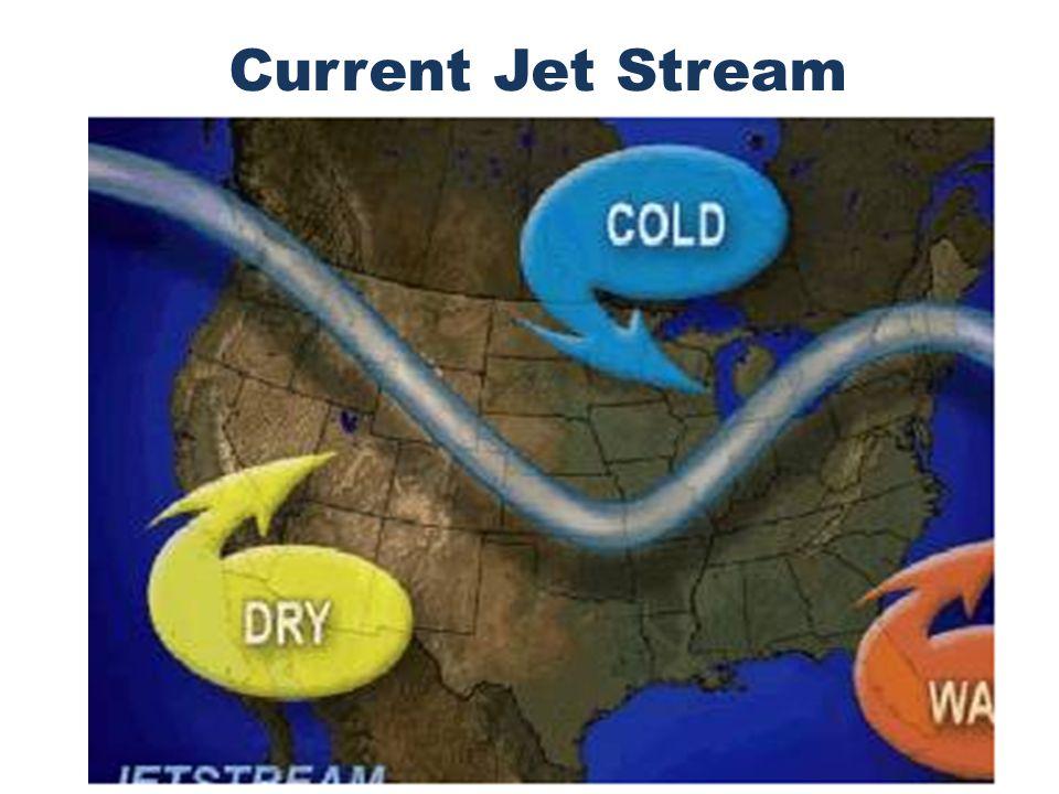 Current Jet Stream