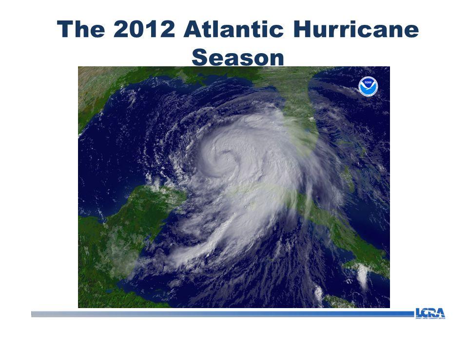 The 2012 Atlantic Hurricane Season