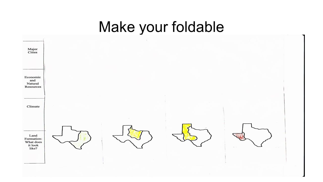 Make your foldable