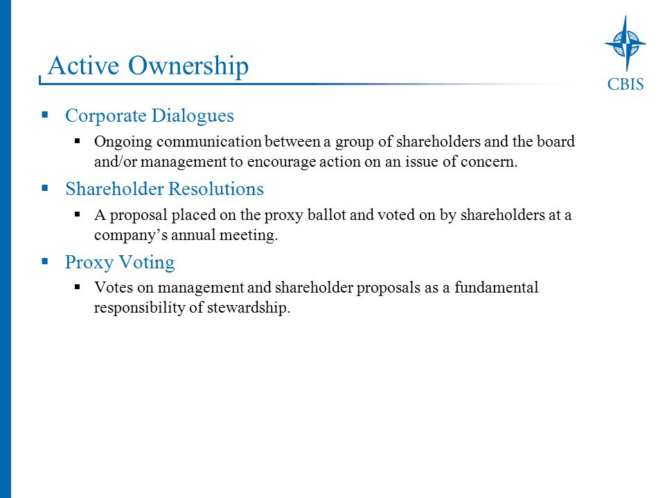 Corporate Social Responsibility Corporate social responsibility encompasses not only what companies do with their profits, but also how they make them.