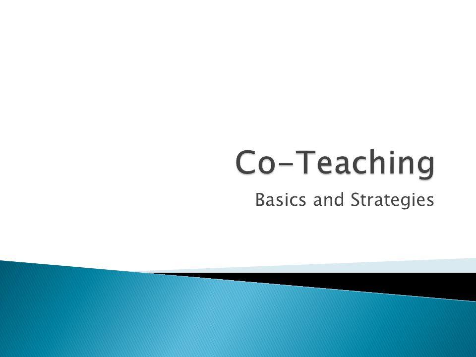 Basics and Strategies