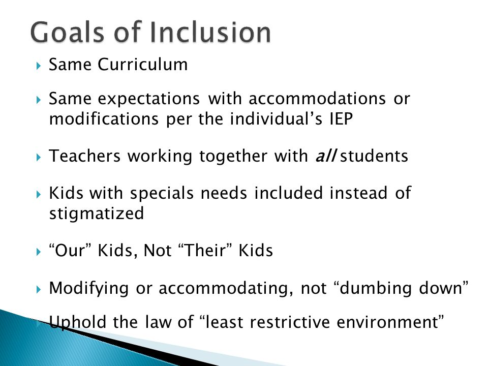  Two or More Professionals  Collaborative  Delivering Instruction to Heterogeneous Groups of Students  Same Physical Space