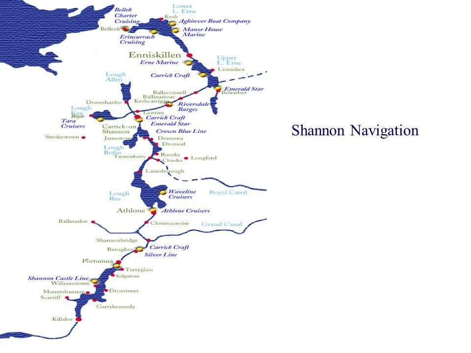 Shannon Navigation